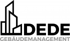 DEDE Gebäudemanagement Logo